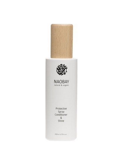 SPRAY ACONDICIONADOR BRILLO BIO NAOBAY