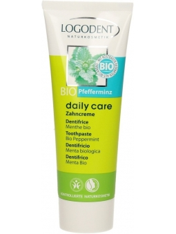 DENTIFRICO MENTA BIO DAILY CARE LOGONA