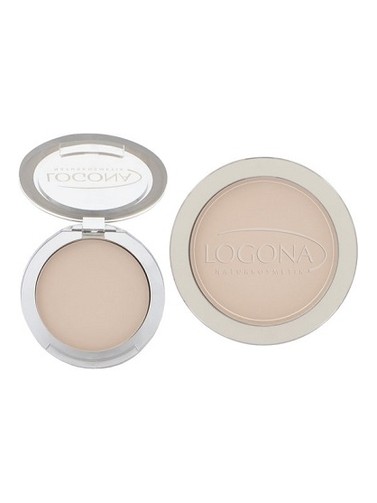 a3aee0947 Maquillaje En Polvo Compacto 02 Medium Beige Logona | Ayanarasecret.es
