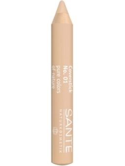 LAPIZ CORRECTOR NATURAL LIGHT 01 SANTE