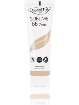 BB CREAM BIO SUBLIME TONO 02 (INTERMEDIO) DE PUROBIO