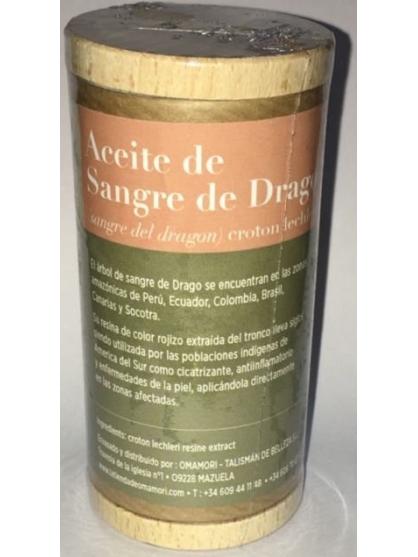 ACEITE DE SANGRE DE DRAGO (30 ML) DE OMAMOR