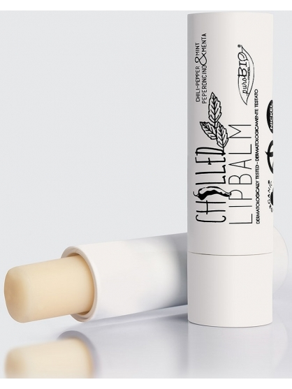 BALSAMO LABIAL BIO CHILLED VOLUMEN DE PUROBIO