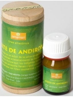 ACEITE DE ANDIROBA (30 ML) DE OMAMORI