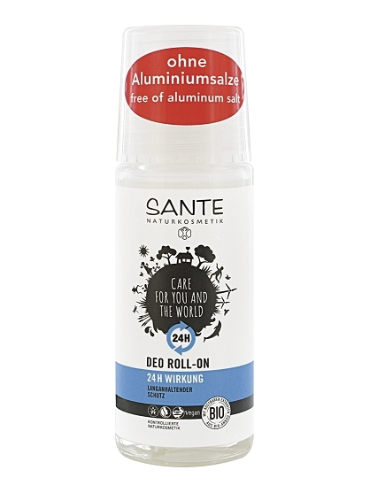 DESODORANTE NATURAL BIO ROLL-ON 24 HORAS DE SANTE