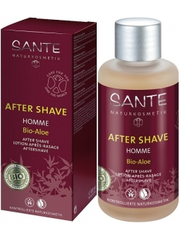 LOCION AFTER-SHAVE NATURAL BIO-ALOE HOMBRE SANTE