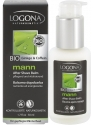 BALSAMO AFTERSHAVE NATURAL LOGONA HOMBRE MANN