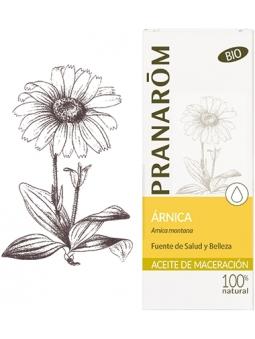 ACEITE DE MACERACION DE ARNICA DE PRANARÔM