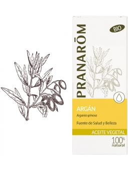 ACEITE VEGETAL DE ARGAN BIO DE PRANARÔM