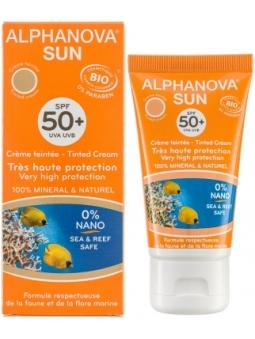 PROTECTOR SOLAR CON COLOR BIO SPF 50+ SUN DE ALPHANOVA