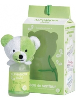 FRAGANCIA NATURAL INFANTIL UNISEX EAU DE SENTEUR BABY GREEN DE ALPHANOVA