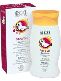 LOCION CORPORAL INFANTIL ESPINO AMARILLO Y GRANADA BIO BABY AND KIDS DE ECO COSMETICS