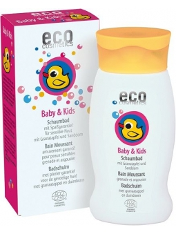 GEL DE BAÑO ESPUMOSO INFANTIL BABY AND KIDS DE ECO COSMETICS