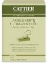 ARCILLA VERDE BIO ULTRAVENTILADA (250G) DE CATTIER