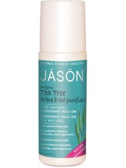 DESODORANTE EN ROLL-ON BIO PURIFICANTE ARBOL DEL TE PURIFYING DE JASON