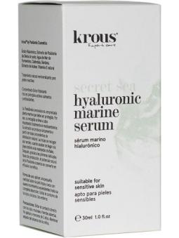 SERUM FACIAL MARINO HIALURONICO SECRET SEA DE KROUS