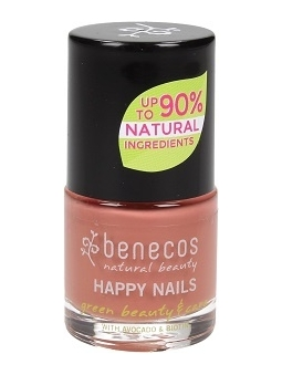 ESMALTE DE UÑAS NATURAL ROSE PASSION DE BENECOS