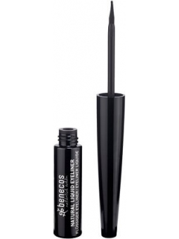 EYELINER NATURAL COLOR NEGRO DE BENECOS