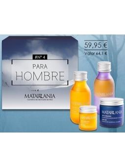 PACK Nº 4 TRATAMIENTO PARA HOMBRE DE MATARRANIA