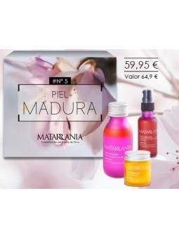 PACK Nº 5 TRATAMIENTO PARA PIEL MADURA DE MATARRANIA