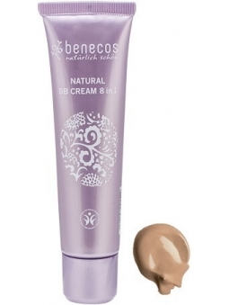 BB CREAM NATURAL BEIGE DE BENECOS