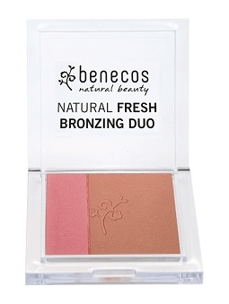 POLVO DE BRONCEADO DUO NATURAL IBIZA NIGHTS DE BENECOS