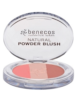 COLORETE COMPACTO TRIO  FALL IN LOVE DE BENECOS