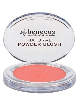 COLORETE COMPACTO NATURAL SASSY SALMON DE BENECOS