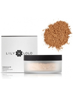 BASE DE MAQUILLAJE MINERAL SPF 15 HOT CHOCOLATE DE LILY LOLO