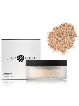 BASE DE MAQUILLAJE MINERAL SPF 15 IN THE BUFF DE LILY LOLO