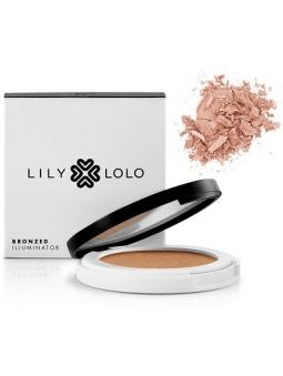 ILUMINADOR COMPACTO ROSE DE LILY LOLO