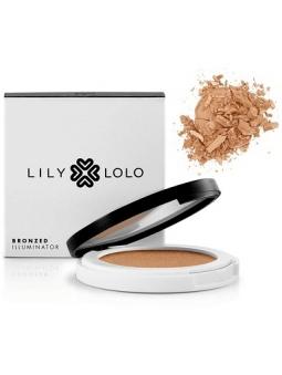 ILUMINADOR COMPACTO BRONZED DE LILY LOLO