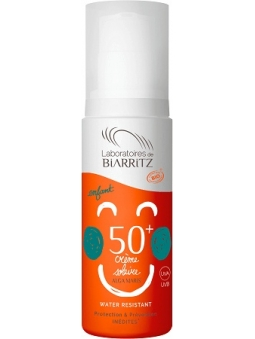 LOCION PROTECTORA SOLAR NIÑOS SPF 50+ ALGA MARIS 50ML