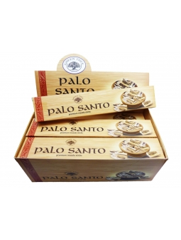INCIENSO SATYA GREEN TREE PALO SANTO