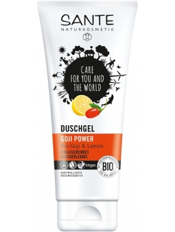 GEL DE DUCHA GOJI POWER CON LIMON DE SANTE