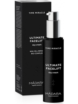 CREMA FACIAL DE DIA ULTIMATE FACELIFT TIME MIRACLE DE MADARA