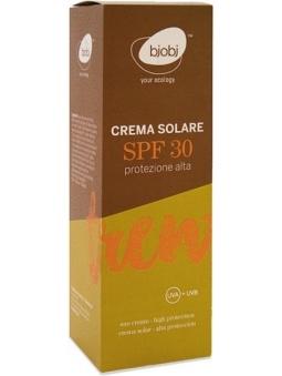 CREMA PROTECTOR SOLAR SPF 30 DE BJOBJ