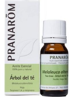 ACEITE ESENCIAL DE ARBOL DEL TE 100% PURO Y NATURAL DE PRANARÔM
