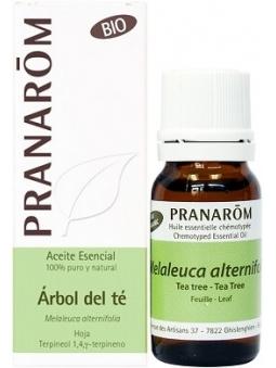 ACEITE ESENCIAL DE ARBOL DEL TE BIO 100% PURO Y NATURAL DE PRANARÔM