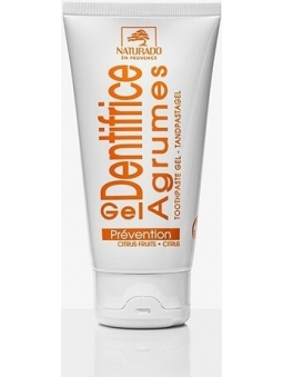 GEL DENTIFRICO SIN FLUOR DE CITRICOS (75 ML) DE NATURADO