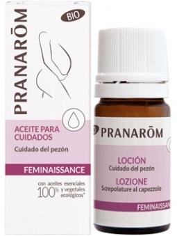 ACEITE PARA CUIDADOS CUIDADO DEL PEZON FEMINAISSANCE DE PRANAROM