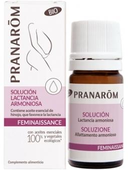 SOLUCION LACTANCIA ARMONIOSA FEMINAISSANCE DE PRANAROM