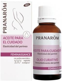 ACEITE PARA CUIDADO ELASTICIDAD DEL PERINEO FEMINAISSANCE DE PRANAROM