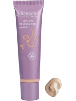 BB CREAM NATURAL PORCELAIN DE BENECOS