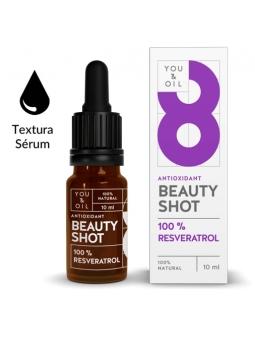 BEAUTY SHOT 08 100% RESVERATROL ANTIOXIDANTE YOU&OIL