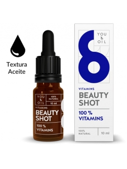 BEAUTY SHOT 06 100% VITAMINAS PURIFICANTE YOU&OIL