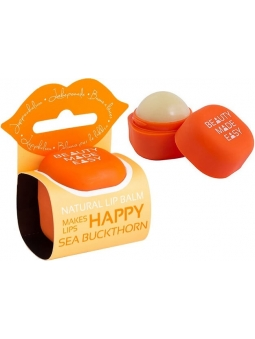 BALSAMO LABIAL DE ESPINO AMARILLO SEA BUCKTHORN DE BEAUTY MADE EASY