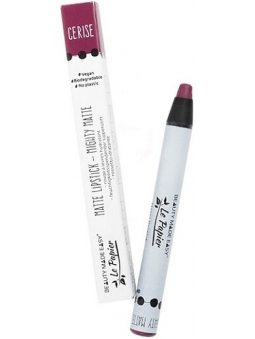 LAPIZ DE LABIOS MIGHTY MATTE CERISE LE PAPIER DE BEAUTY MADE EASY