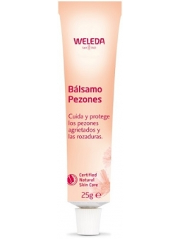BALSAMO PARA PEZONES DE WELEDA