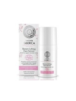 LIFTING SERUM FACIAL RENOVADOR NATURAL SWISS DE NATURA SIBERICA